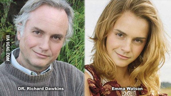One of my friends look like Emma Watson, too