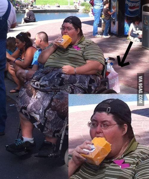 It ain't easy bein' cheesy