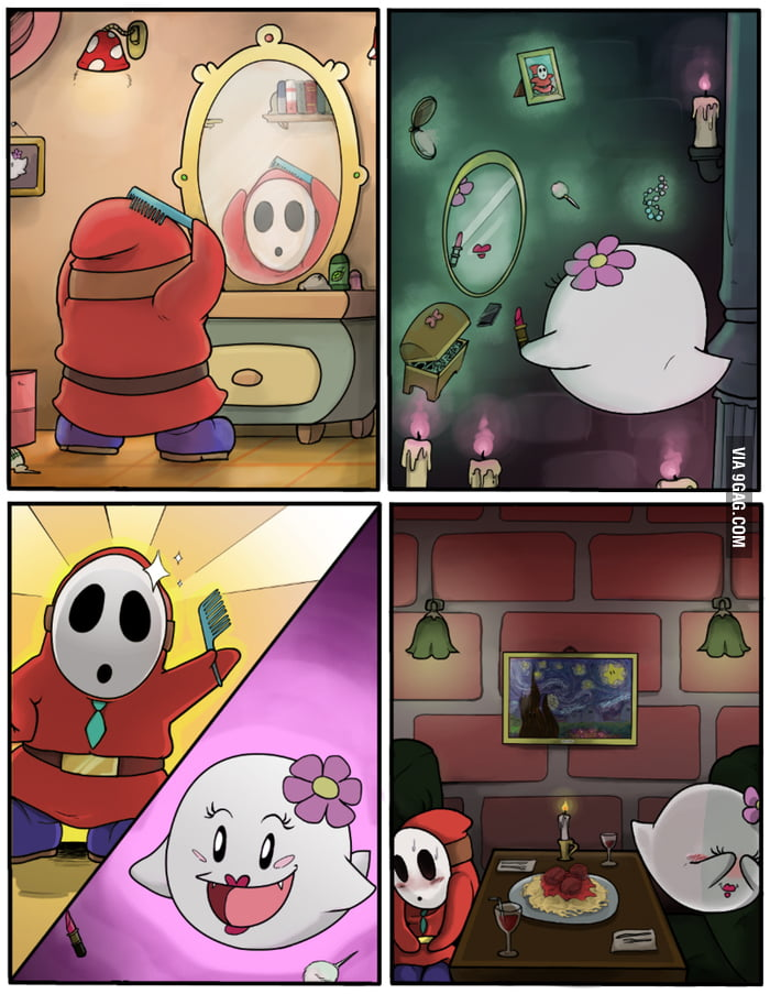 Shy Guy Adventures: The Big Date