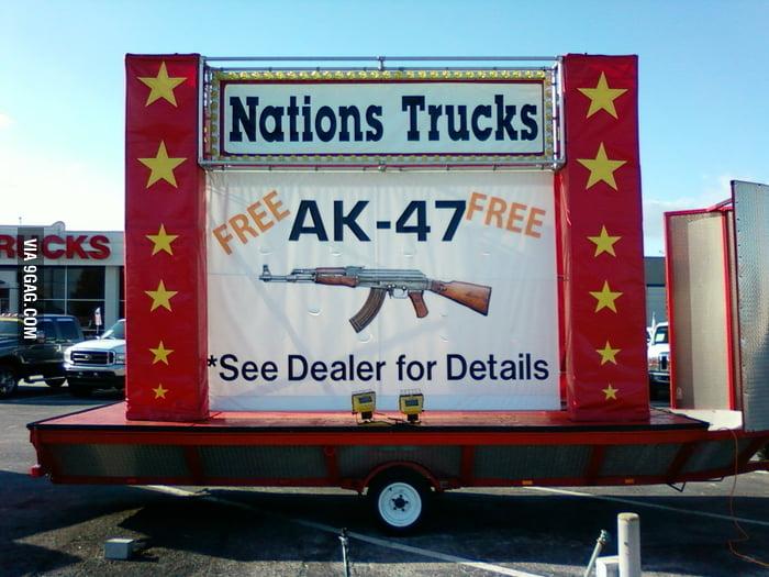 Free AK-47
