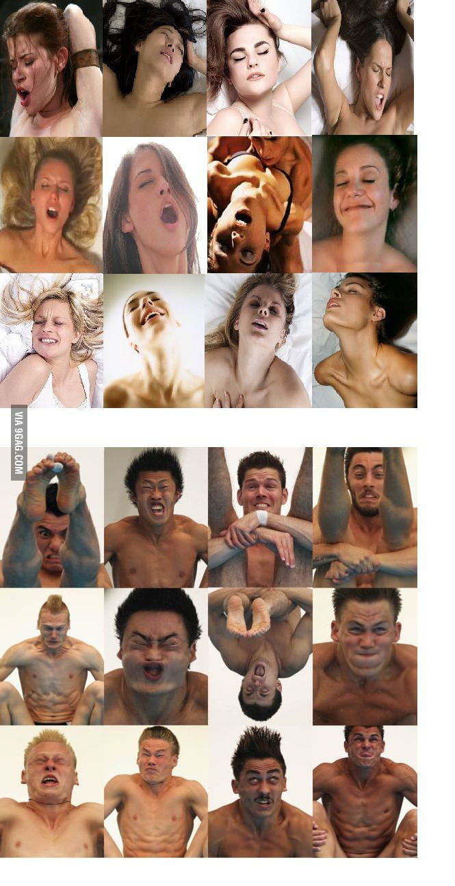 Orgasm Faces Female And Male - 9Gag-5970