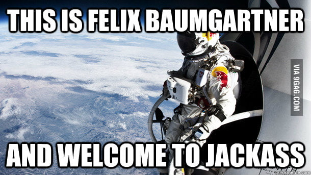 Jackass: Space Edition