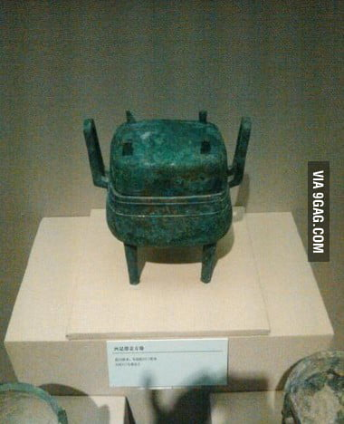 Android Robot was from China 400 years ago.