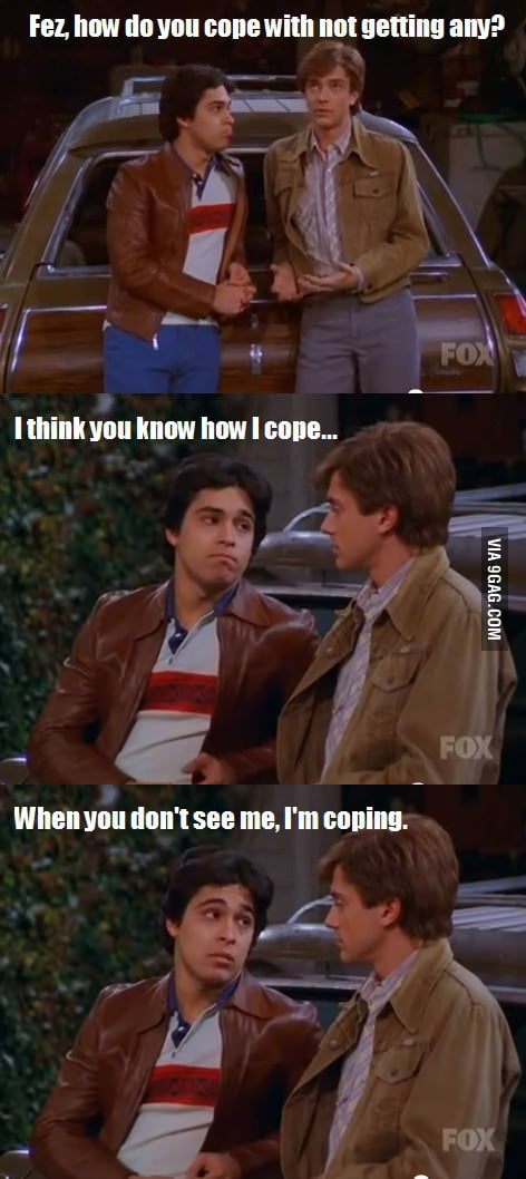 Words of truth, spoken by Fez