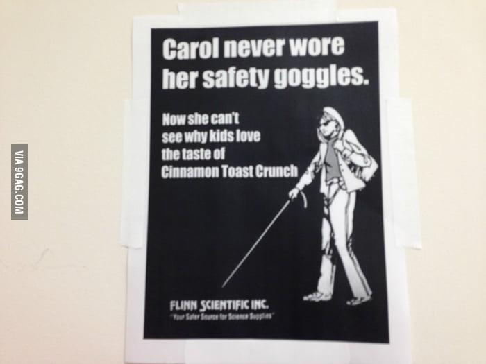 Poor Carol