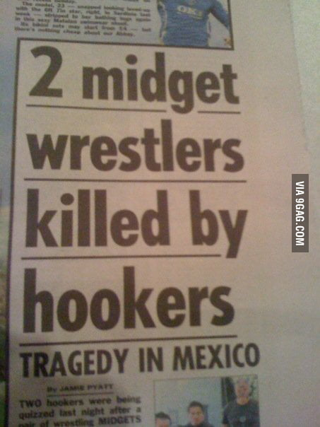 Tragedy in Mexico