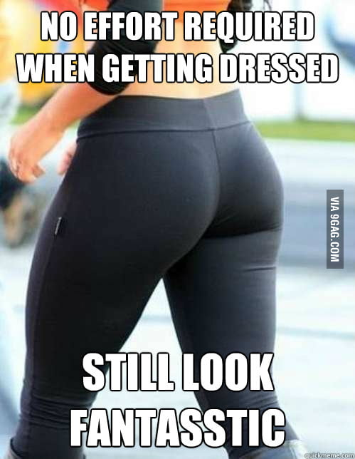 Good Guy Yoga Pants