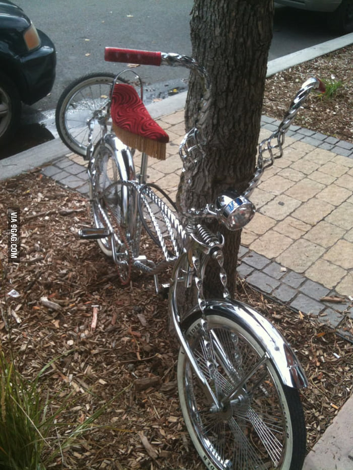 Pimpest bike in town
