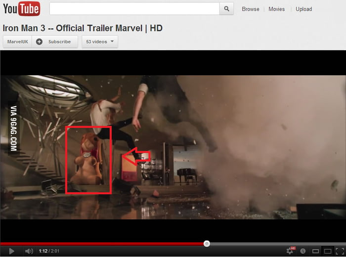 WTF is that, Tony Stark?