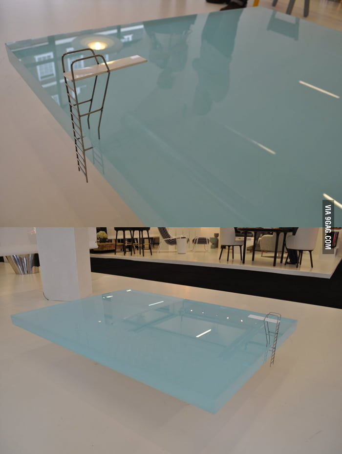 Awesome Swimming Pool Table