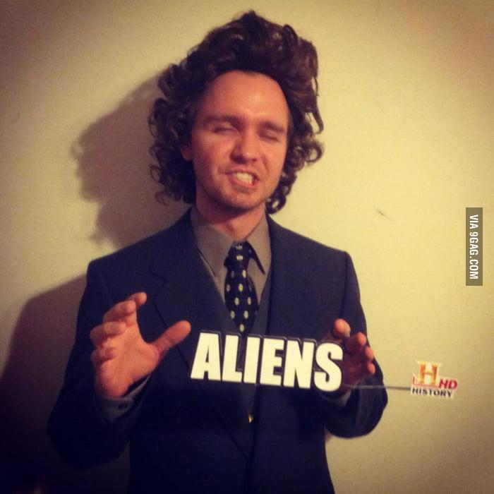 Aliens Halloween Costume