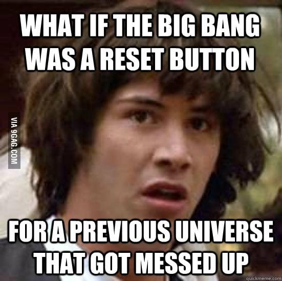 The conspiracy behind the Big Bang