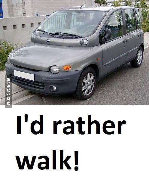 Ugliest car ever