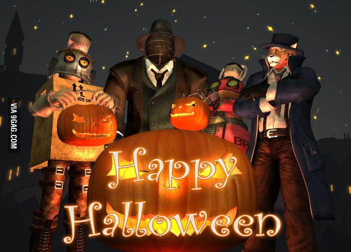 Have a Hoodwink Halloween!
