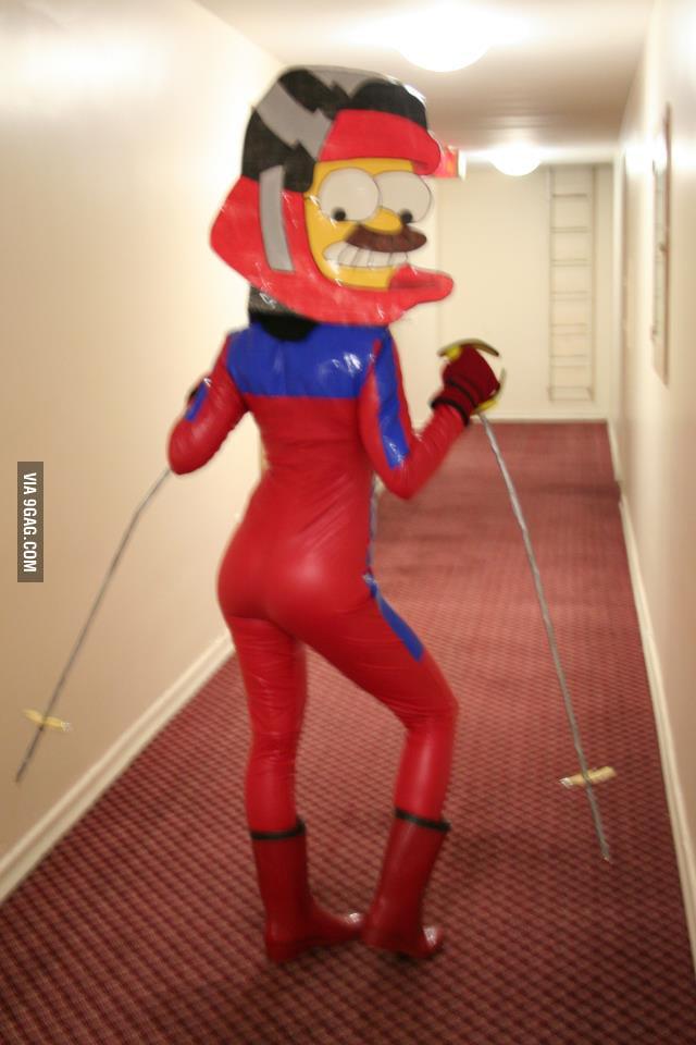 Stupid Sexy Flanders!