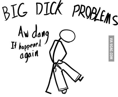 Big Dick Problem - 9Gag-4980