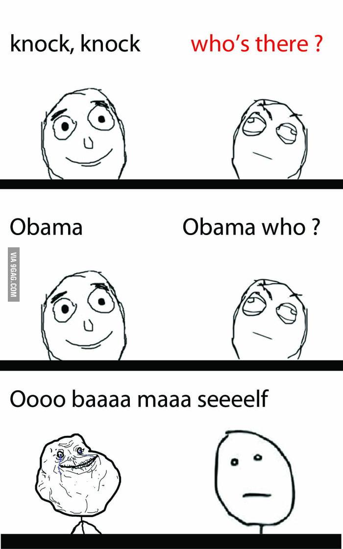 Obama who?