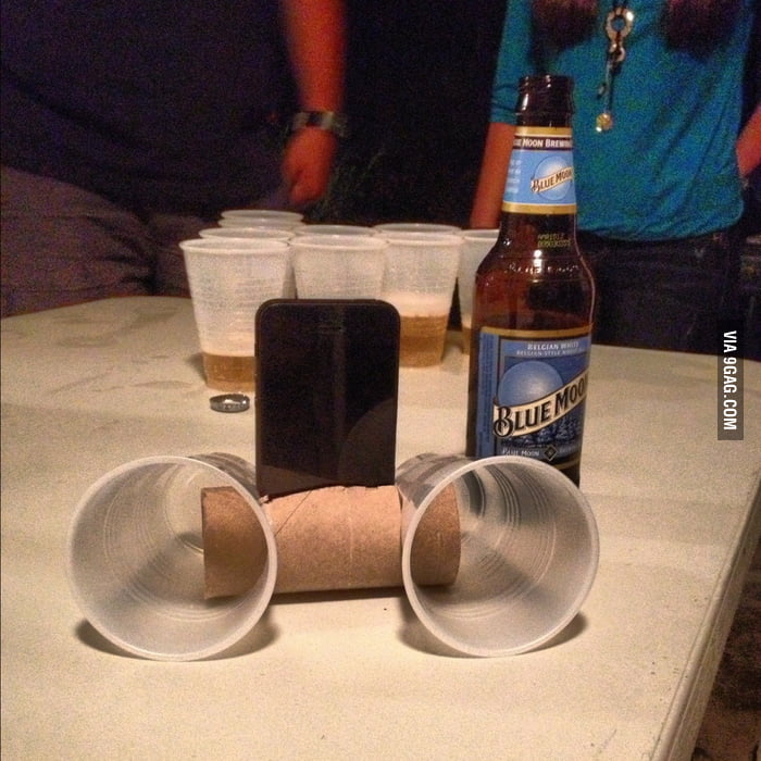 DIY a speaker for my iPhone.