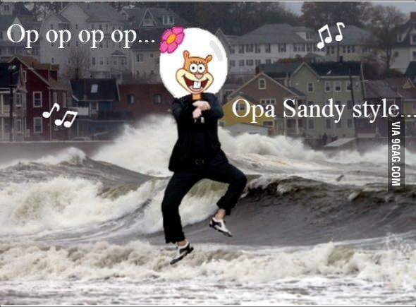 Sandy style