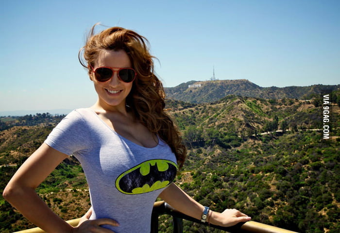 I love Batman.