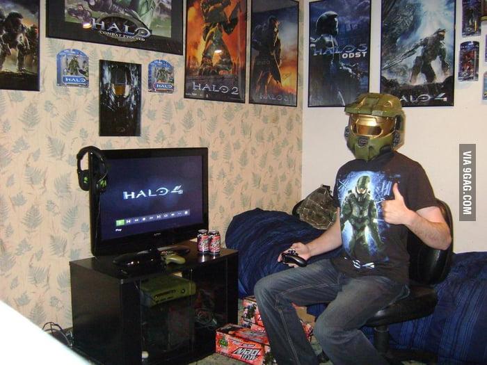 Super HALO fan