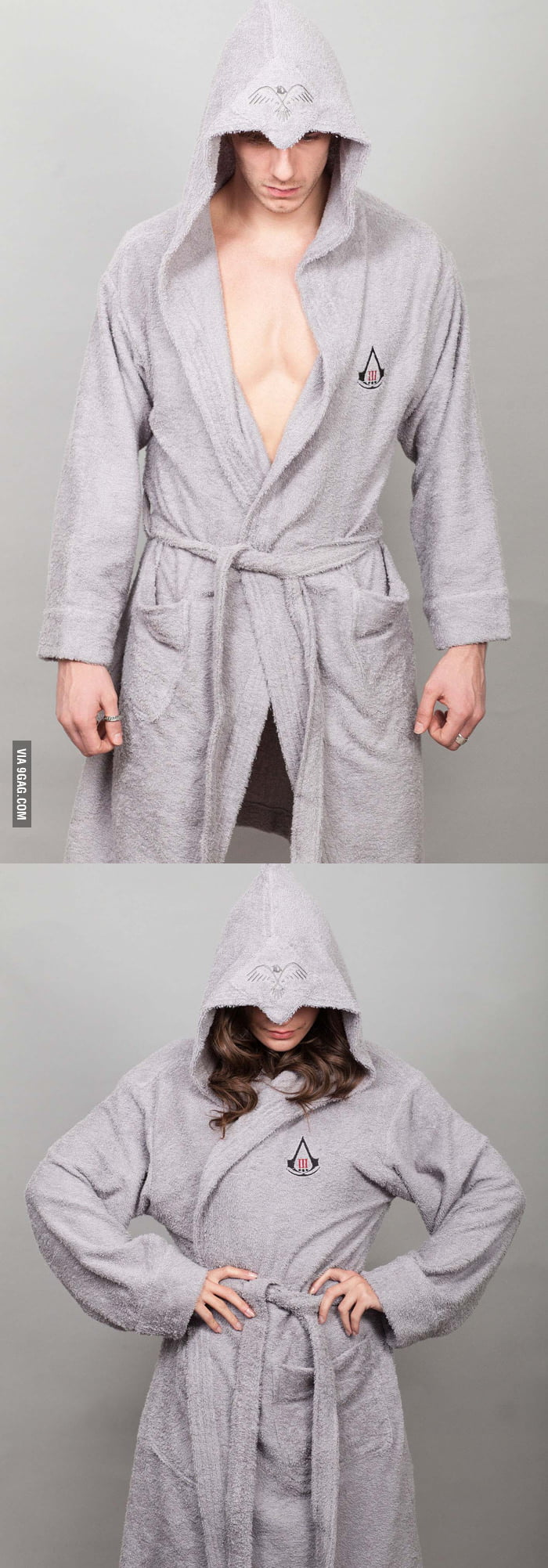 Assassin Bathrobe