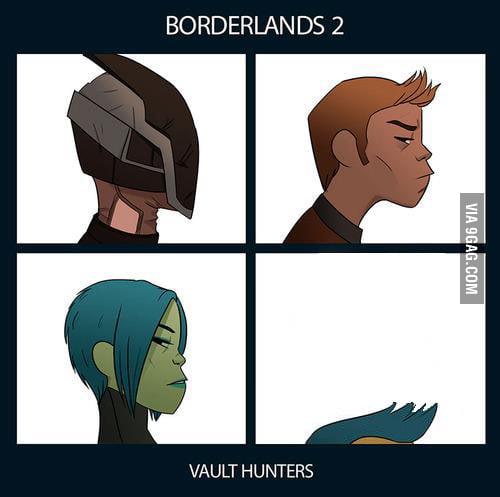 Borderlands 2: Demon Days