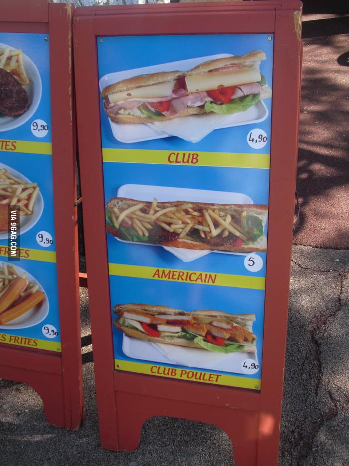 As an American in France this made me laugh.