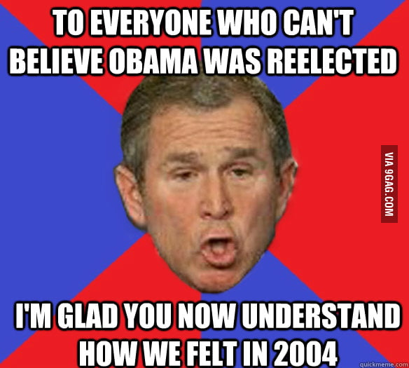 To everyone who can't believe Obama was re-elected.
