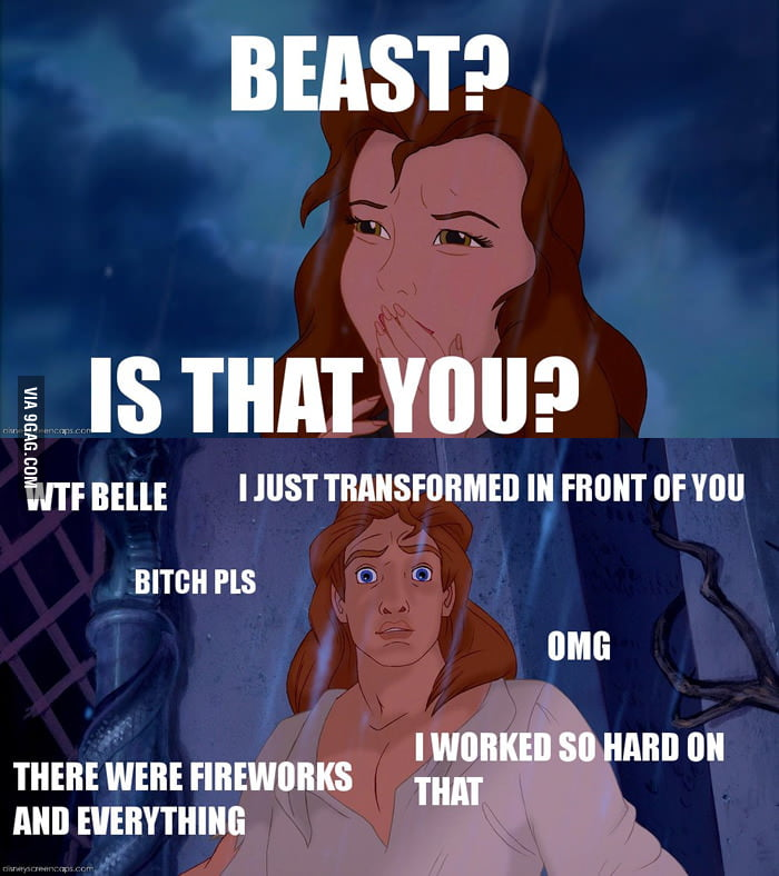 Beast? Is that you?