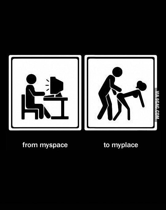 Fuck life pics on myspace