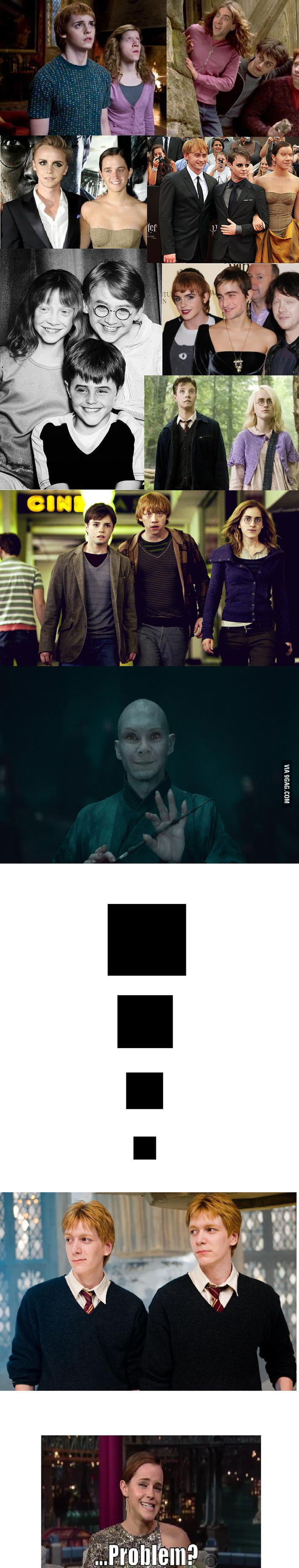 Some Harry Potter FaceSwaps