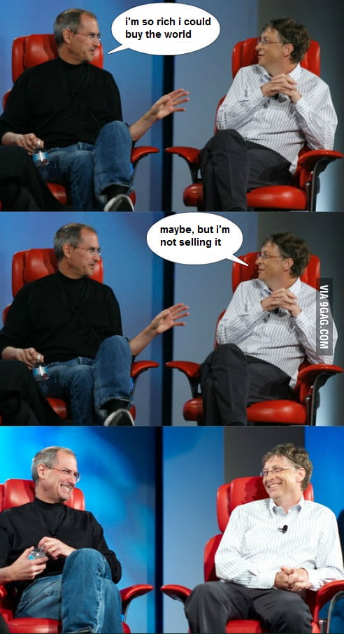 Oooh, Bill