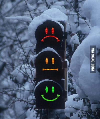 Traffic Light can be fun.