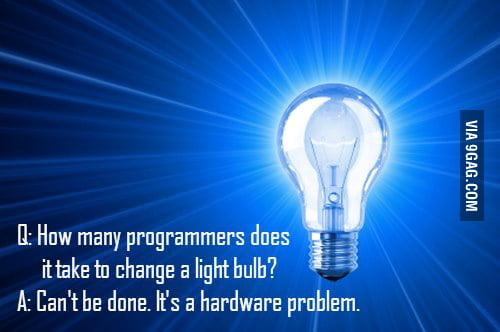 Programmers problem
