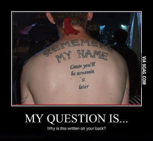 My Question is…