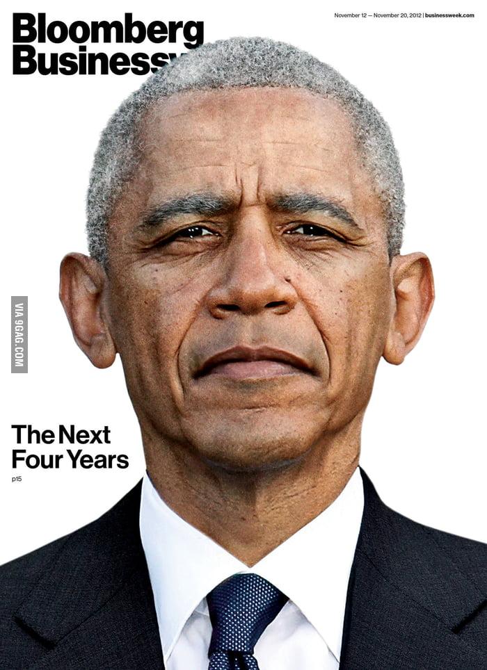 Barack Obama in 2016.