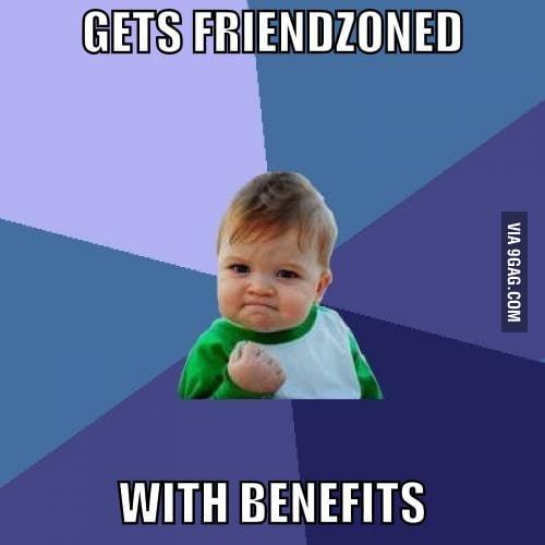 Friendzone ain't that bad