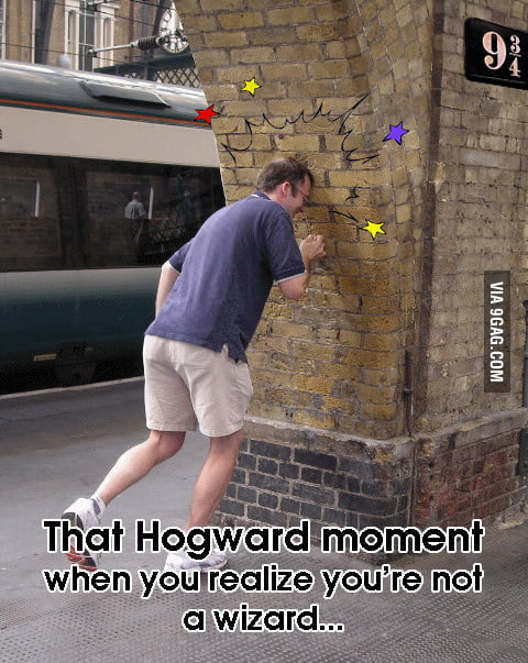 That Hogward and sad moment...