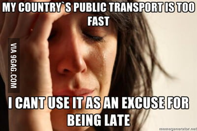 First World Public Transport