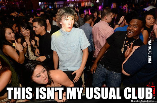 Sudden Clarity Clarence Gets Lost