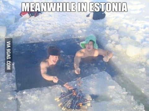 Meanwhile in Estonia
