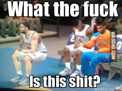 Just another day in Nba 2k13