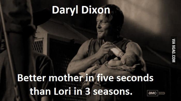 Daryl Rules