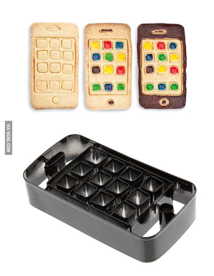 IPhone Cake Pan