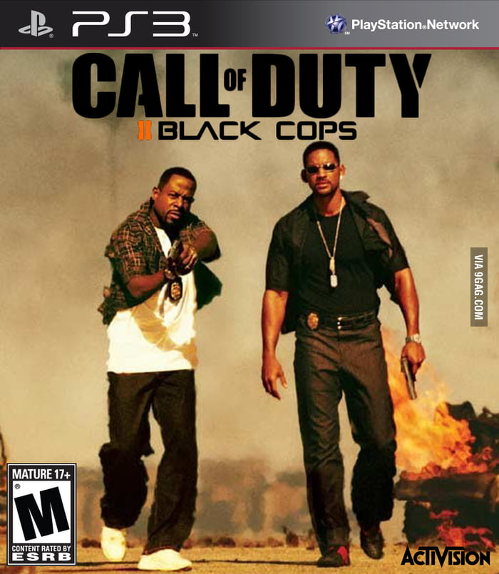 I would still play this COD.