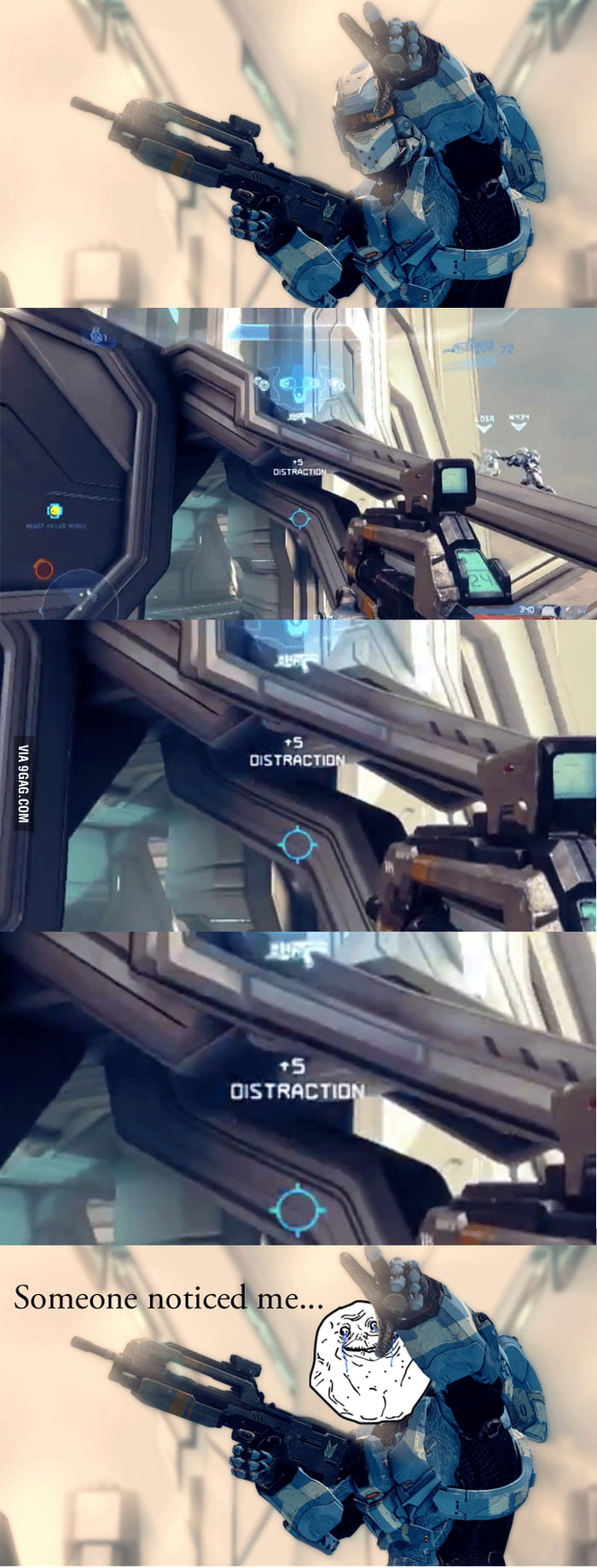 Halo: My thoughts every time.