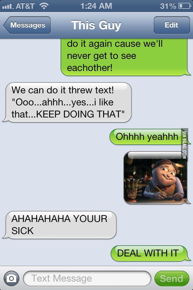 sexting boyfriend