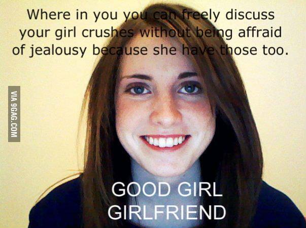 Good girl Girlfriend