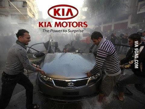 Good guy KIA motors